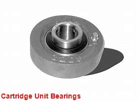 QM INDUSTRIES QAMC11A204SEB  Cartridge Unit Bearings