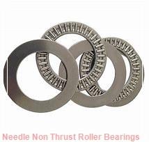 2.362 Inch | 60 Millimeter x 2.677 Inch | 68 Millimeter x 1.772 Inch | 45 Millimeter  INA IR60X68X45  Needle Non Thrust Roller Bearings