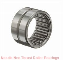 1.378 Inch | 35 Millimeter x 1.654 Inch | 42 Millimeter x 0.807 Inch | 20.5 Millimeter  INA IR35X42X20.5  Needle Non Thrust Roller Bearings