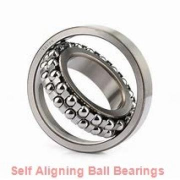 CONSOLIDATED BEARING 2212-2RS C/3  Self Aligning Ball Bearings