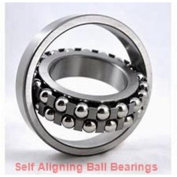 CONSOLIDATED BEARING 2206-2RS C/2  Self Aligning Ball Bearings