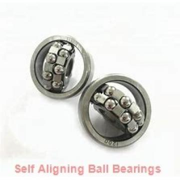 CONSOLIDATED BEARING 2211-K 2RS C/3  Self Aligning Ball Bearings