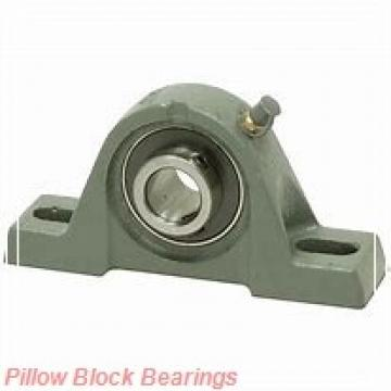 3.438 Inch | 87.325 Millimeter x 4.375 Inch | 111.13 Millimeter x 3.75 Inch | 95.25 Millimeter  REXNORD MEP2307  Pillow Block Bearings