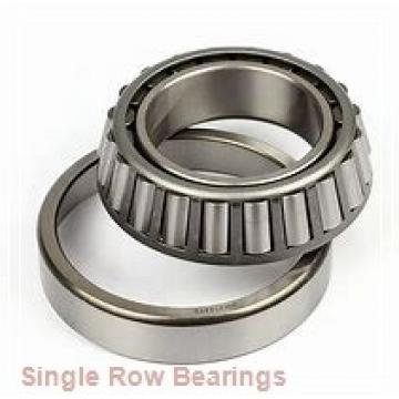 EBC 6302 2RS C3  Single Row Ball Bearings