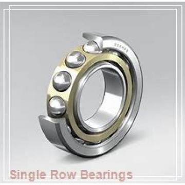 EBC R8 ZZ  Single Row Ball Bearings