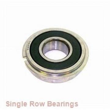 EBC 1602 2RS  Single Row Ball Bearings