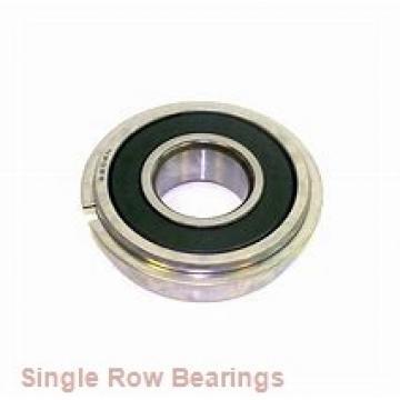EBC 1652 2RS  Single Row Ball Bearings