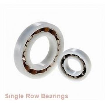 EBC 1640 ZZ  Single Row Ball Bearings