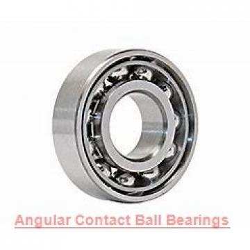 25 mm x 52 mm x 20,6 mm  FAG 3205-BD  Angular Contact Ball Bearings