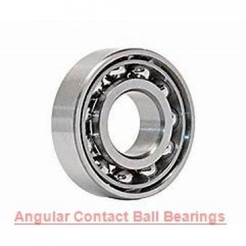 FAG 3203-BD-2HRS  Angular Contact Ball Bearings