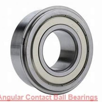 40 mm x 80 mm x 18 mm  SKF 7208 BECBJ  Angular Contact Ball Bearings