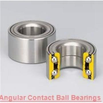 30 mm x 72 mm x 19 mm  SKF 7306 BEP  Angular Contact Ball Bearings