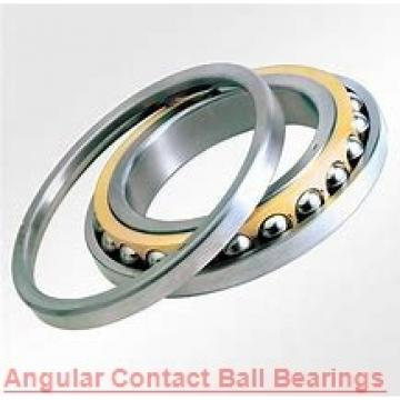 100 mm x 215 mm x 82.6 mm  SKF 3320 A  Angular Contact Ball Bearings