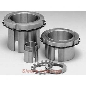 ISOSTATIC AA-1009  Sleeve Bearings