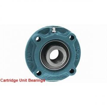 QM INDUSTRIES QVMC15V207SM  Cartridge Unit Bearings