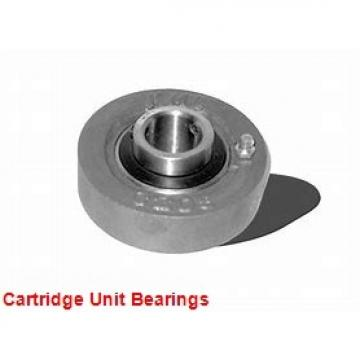QM INDUSTRIES QMMC10J115SN  Cartridge Unit Bearings