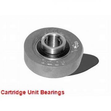 QM INDUSTRIES QMMC15J075SB  Cartridge Unit Bearings