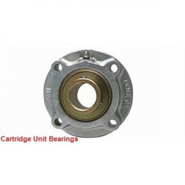 QM INDUSTRIES QAAMC13A207SN  Cartridge Unit Bearings