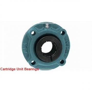 QM INDUSTRIES QMMC18J307SEC  Cartridge Unit Bearings