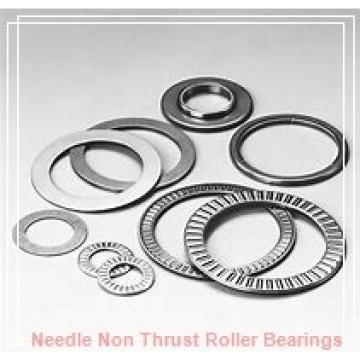 0.156 Inch | 3.962 Millimeter x 0.281 Inch | 7.137 Millimeter x 0.312 Inch | 7.925 Millimeter  KOYO B-2 1/2 5 PDL449  Needle Non Thrust Roller Bearings