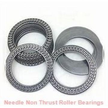 0.25 Inch | 6.35 Millimeter x 0.438 Inch | 11.125 Millimeter x 0.536 Inch | 13.614 Millimeter  KOYO IRA-4  Needle Non Thrust Roller Bearings