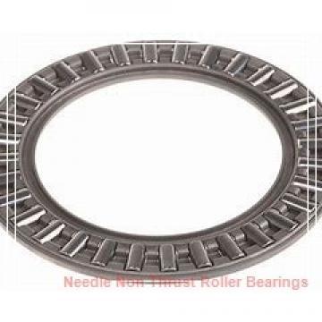 0.188 Inch | 4.775 Millimeter x 0.344 Inch | 8.738 Millimeter x 0.5 Inch | 12.7 Millimeter  KOYO NB-38  Needle Non Thrust Roller Bearings