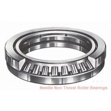 3 Inch | 76.2 Millimeter x 3.5 Inch | 88.9 Millimeter x 1.5 Inch | 38.1 Millimeter  KOYO NBH-4824  Needle Non Thrust Roller Bearings