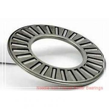 1.75 Inch | 44.45 Millimeter x 2.125 Inch | 53.975 Millimeter x 1 Inch | 25.4 Millimeter  KOYO WJ-283416  Needle Non Thrust Roller Bearings