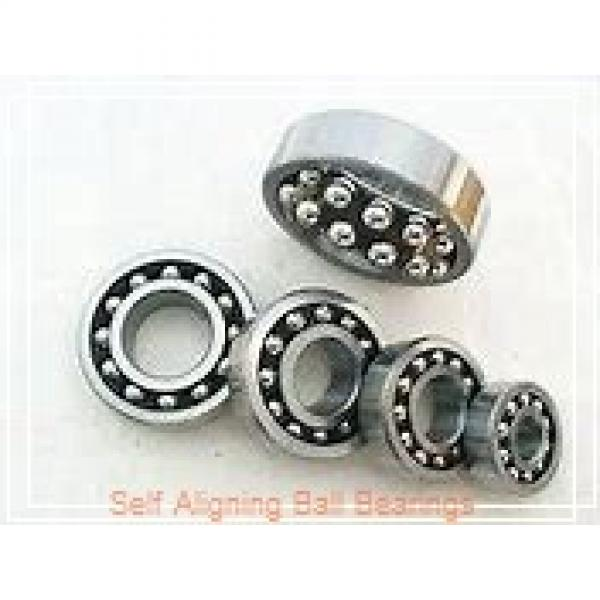 CONSOLIDATED BEARING 2304E-2RS  Self Aligning Ball Bearings #1 image