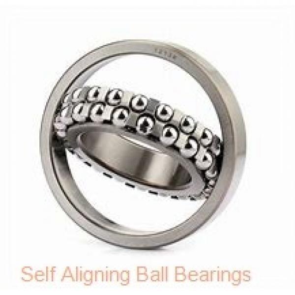 CONSOLIDATED BEARING 2222-KM C/3  Self Aligning Ball Bearings #1 image