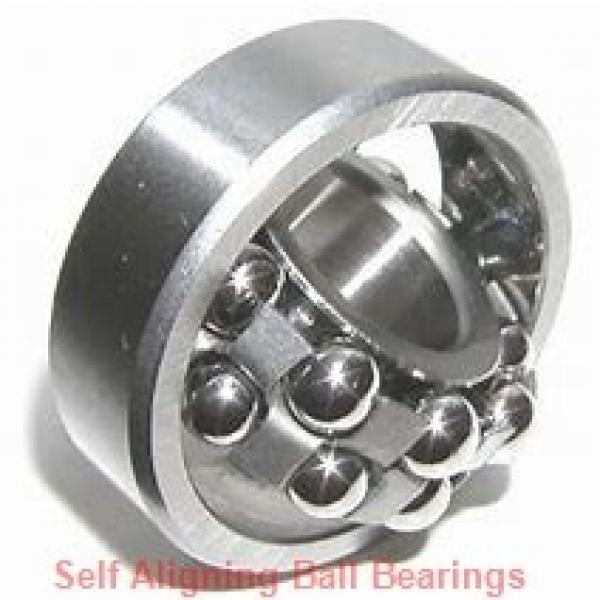 CONSOLIDATED BEARING 2208E-2RS  Self Aligning Ball Bearings #1 image