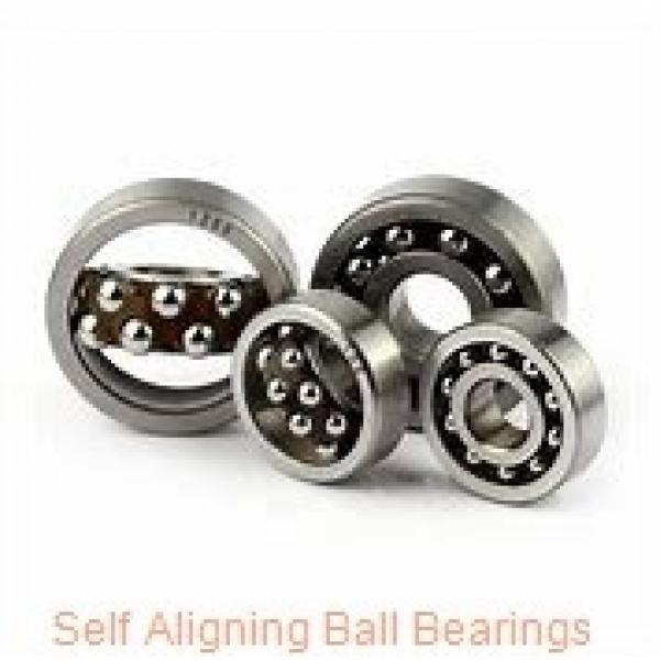 CONSOLIDATED BEARING 2207E-K 2RS  Self Aligning Ball Bearings #1 image