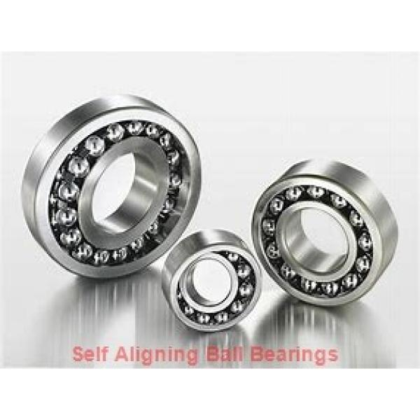 CONSOLIDATED BEARING 2207E-2RS C/3  Self Aligning Ball Bearings #1 image