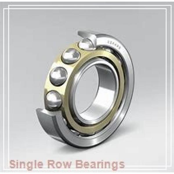 EBC 6010 ZZ C3  Single Row Ball Bearings #1 image