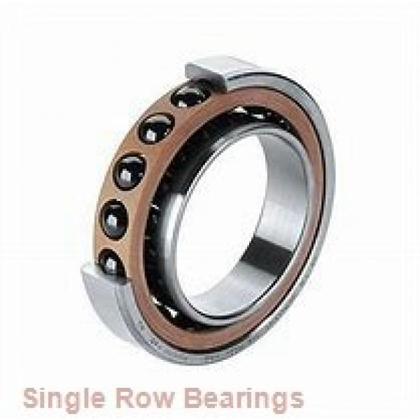 EBC 6203 2RS-5/8  Single Row Ball Bearings #1 image