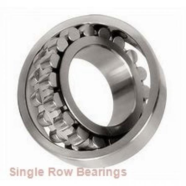 EBC 6210 2RS C3  Single Row Ball Bearings #1 image