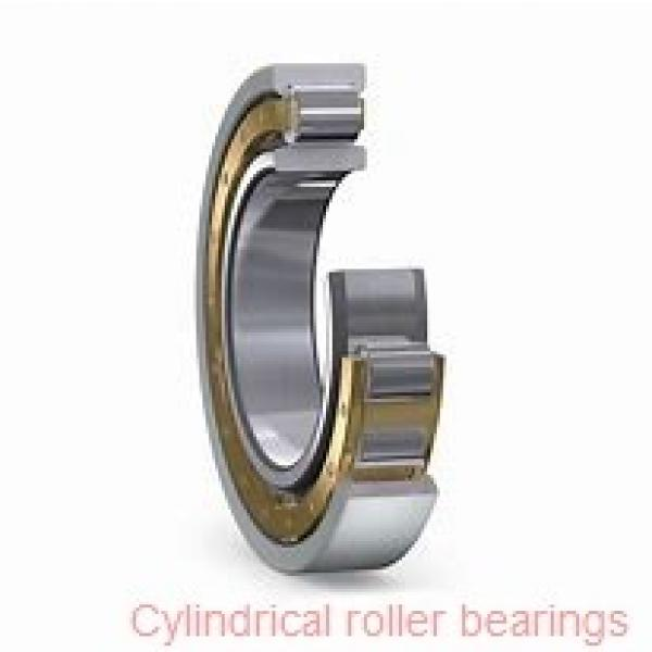 100 mm x 215 mm x 47 mm  SKF NU 320 ECJ  Cylindrical Roller Bearings #1 image