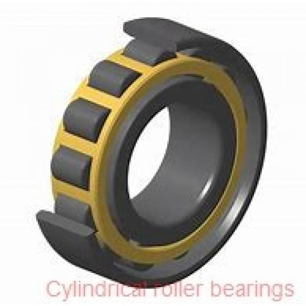 80 mm x 170 mm x 39 mm  SKF NUP 316 ECP  Cylindrical Roller Bearings #1 image