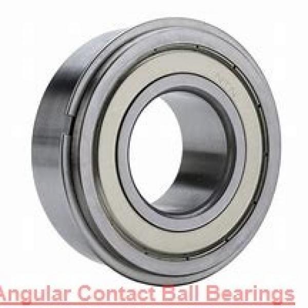 30 mm x 72 mm x 30.2 mm  SKF 3306 A-2RS1TN9/MT33  Angular Contact Ball Bearings #1 image