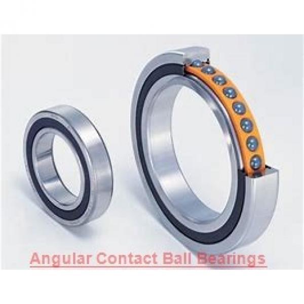 0.669 Inch | 17 Millimeter x 1.575 Inch | 40 Millimeter x 0.689 Inch | 17.5 Millimeter  KOYO 52032RS  Angular Contact Ball Bearings #1 image