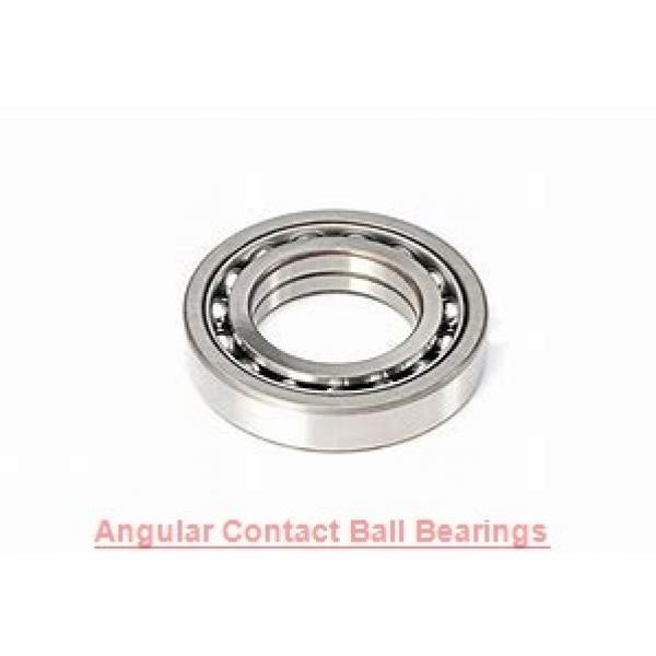 1.181 Inch | 30 Millimeter x 2.835 Inch | 72 Millimeter x 0.748 Inch | 19 Millimeter  SKF QJ 306 N2MA/C2L  Angular Contact Ball Bearings #1 image