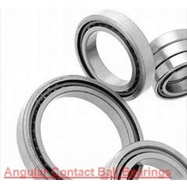 35 mm x 72 mm x 27 mm  SKF 3207 A-2RS1  Angular Contact Ball Bearings #1 image