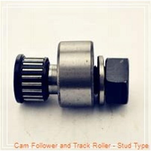 SMITH CR-1-5/8-XBC-SS  Cam Follower and Track Roller - Stud Type #1 image
