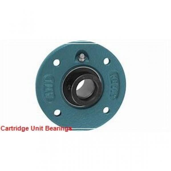 QM INDUSTRIES QMMC15J075SEB  Cartridge Unit Bearings #3 image